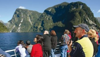 Doubtful Sound Wilderness Cruises from Te Anau