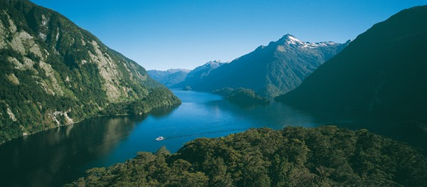 Doubtful Sound Day Tours