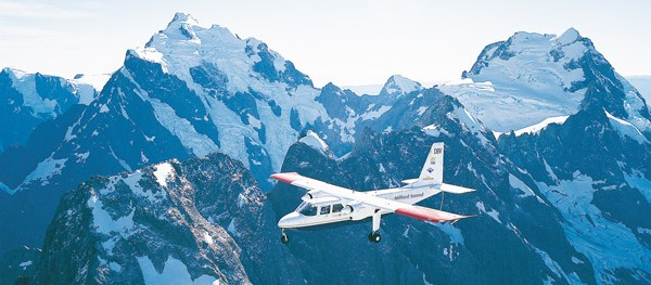 Milford Sound Coach, Scenic Cruise and Fly
