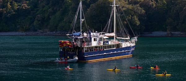 Milford Sound Overnight Cruises