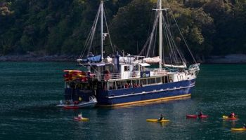 Milford Wanderer Overnight Cruise from Queenstown
