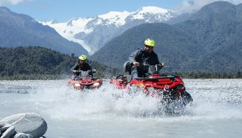 Across Country Adventure Quad Bike Tour