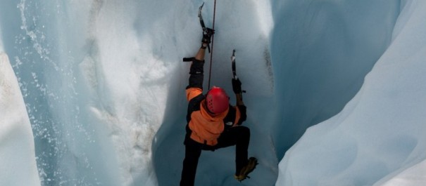 Fox It Up Heli Ice Climbing Adventure