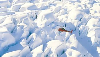 Spectacular Franz Josef or Fox Glacier Helicopter Flight (20 minutes)