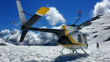 Twin Glacier Scenic Helicopter Flight (30 minutes)