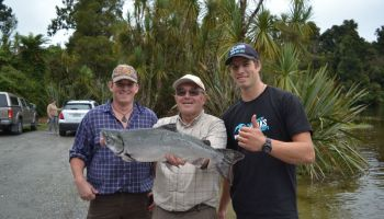 Lake Mapourika Fishing Charter (3 hr)