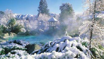Hanmer Springs Small Group Private Tour from Christchurch