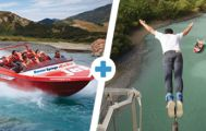 Double Dare: Jetboat, Bungy