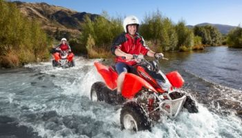 Hanmer Springs Quad Biking