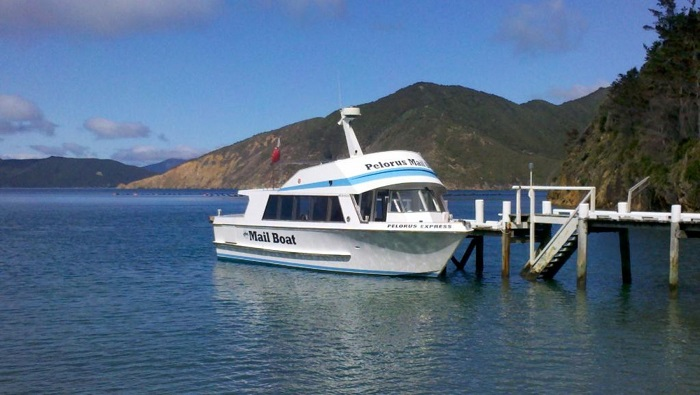 Pelorus Mail Boat Run