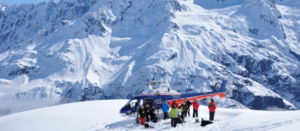 Mt Cook Wilderness Heliski