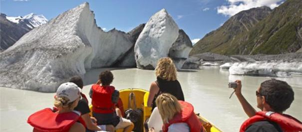 10 Day Fiords, Glaciers and Mountain Adventure Family Self Drive