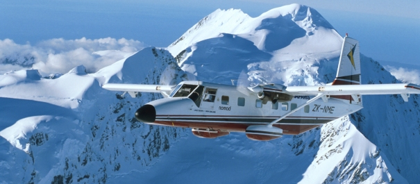 Air Safaris Mt Cook