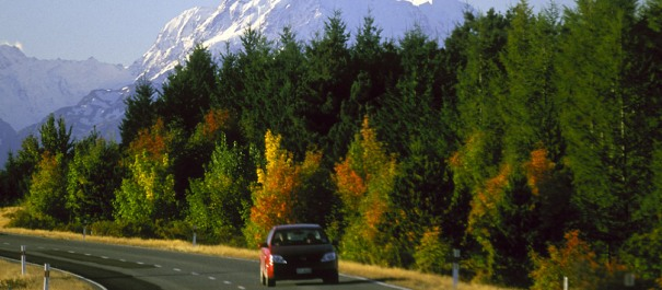 Open Dated New Zealand Escape Self Drive