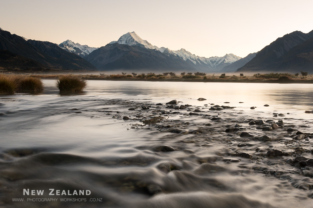 4 Day Mt Cook Masterclass Landscape Photography Workshop