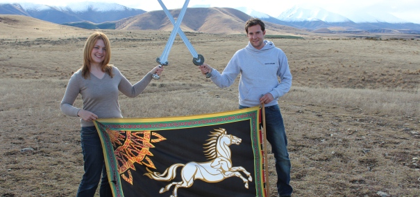 Twizel Lord of the Rings Twilight Tour