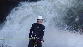 Falls River Canyoning - Abel Tasman National Park (2 Day)
