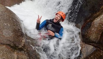 Torrent River Canyoning - Abel Tasman National Park