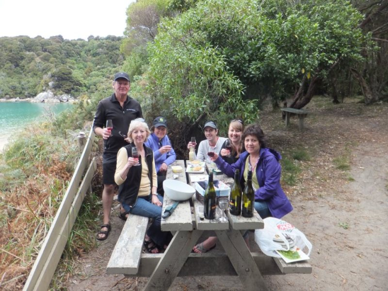 Private Wine in the Wilderness Tour