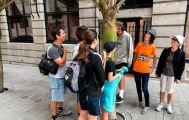 Hello Auckland Highlights Small Group Walking Tour (2 hr)