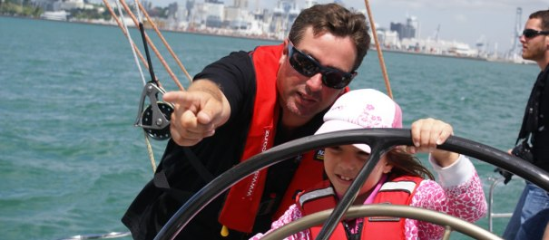 Americas Cup Sailing Experience