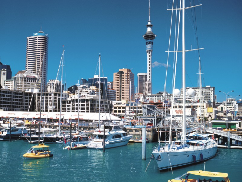 2 Days Auckland City Sights and Waitomo Glowworm Caves Combo