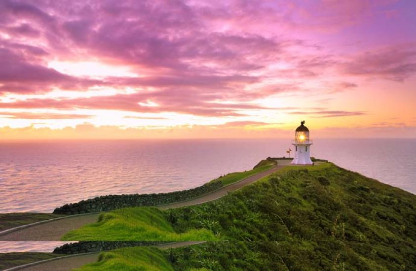Cape Reinga Scenic Aeroplane Flight and Guided Tour