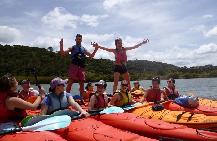 Full Day Bay of Islands Guided Kayaking
