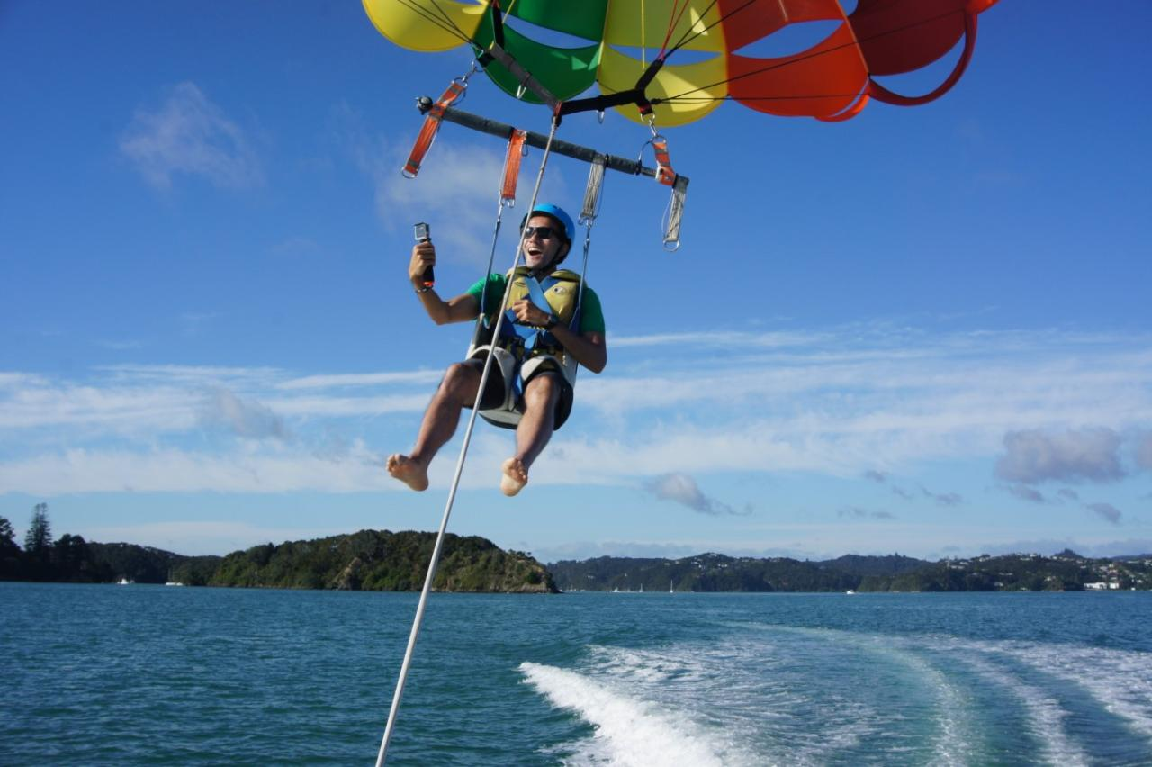 Single Parasail Flight 1200ft and Gift Vouchers