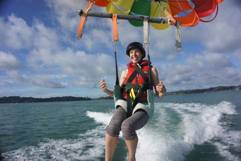 Single Parasail Flight 1200 ft Early Bird Special