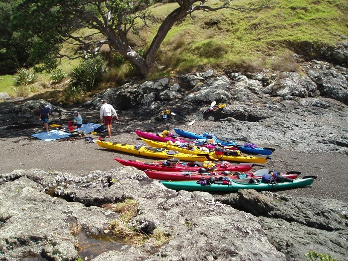 5 Day Bay of Islands Kayak Classic