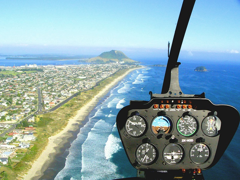 Papamoa Hills Scenic Flight (20 minute)