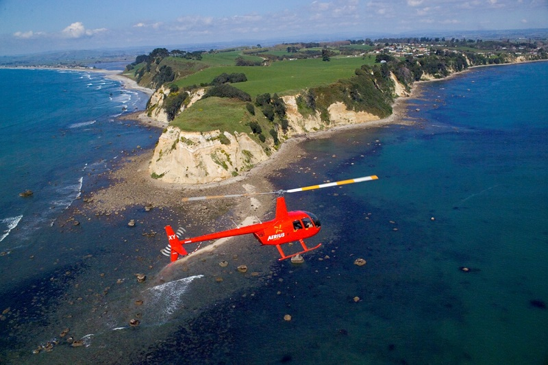 Mount Maunganui and Maketu Scenic Flight (30 minute)