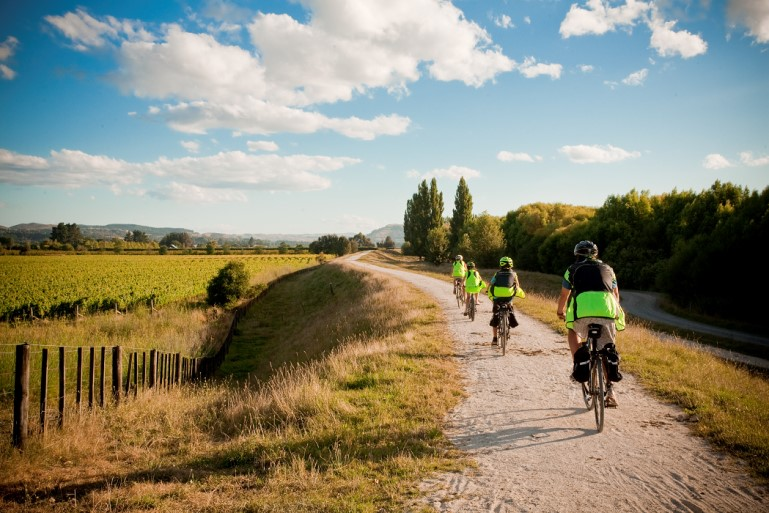 Hawkes Bay Bike Trails