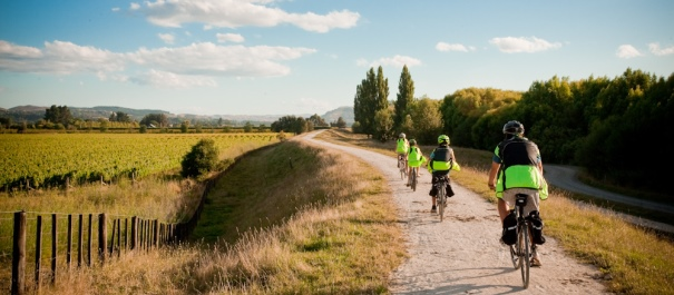 Hawkes Bay Cycle Trails