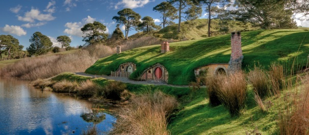 Rotorua Sights and Hobbiton Movie Set Tour