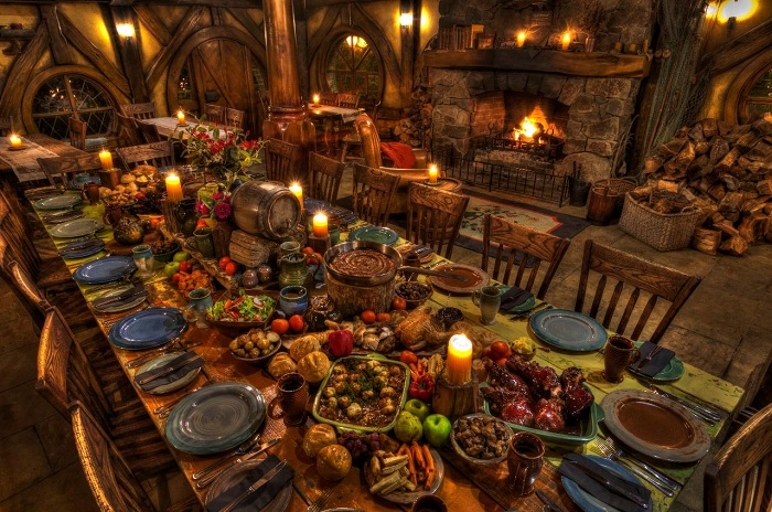 Hobbiton Evening Banquet Small Group Tour from Rotorua