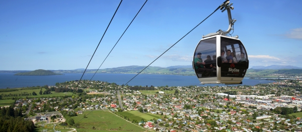 Rotorua Sights and Skyline Gondola