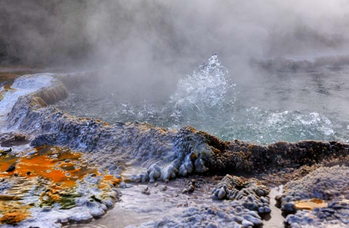 Geothermal Attractions