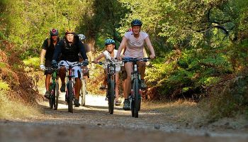 Explorer Package: Kayaking & Mountain Biking Combo