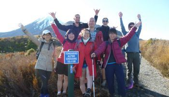 Tongariro Northern Circuit Shuttle from Turangi