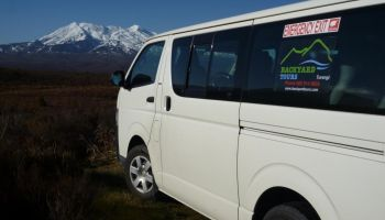 Tongariro Alpine Crossing Shuttle from Private Carpark (SH46)