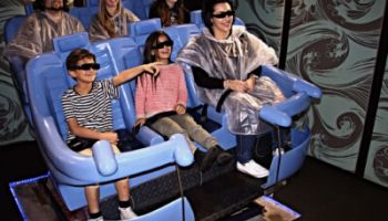 6D Adventure cinema
