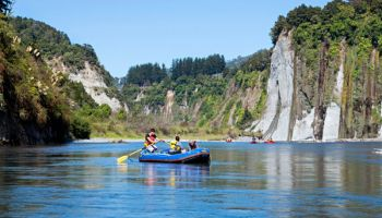 Fantail Canyon Overnight Rafting Trip - 2 Day