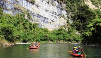Awesome Scenic Rafting Adventure - 1 Day