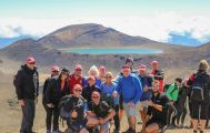 3 Day Tongariro Trekker Adventure from Auckland