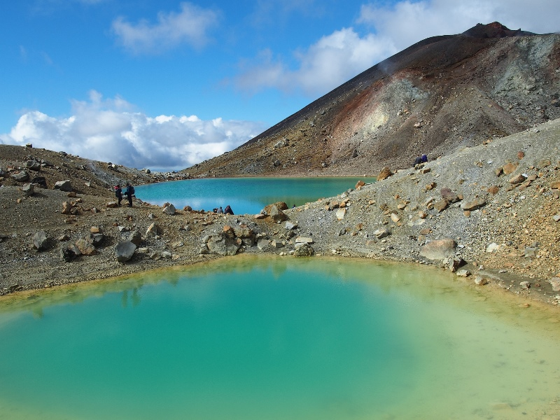 Tongariro National Park Tours