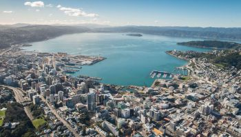 Wellington Heli Harbour Flight