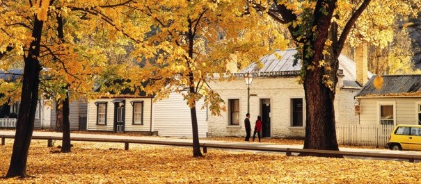 Arrowtown Days of Old and Gold Tour