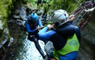 Queenstown Black Spur Full Day Canyoning